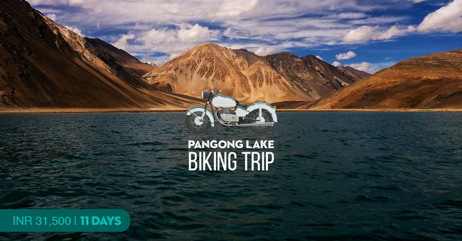 Photo of Bike Away: Manali – Pangong Lake