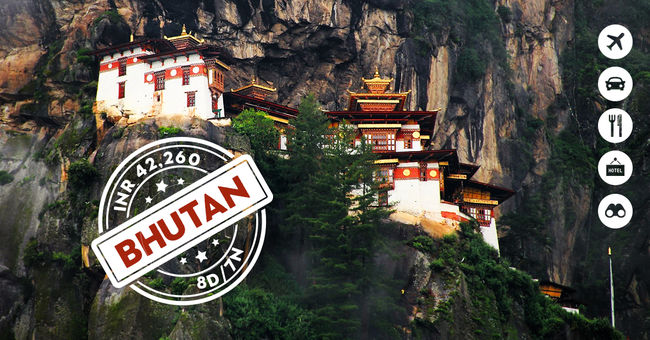 Photo of Fall In Love With Bhutan In 8 Days
