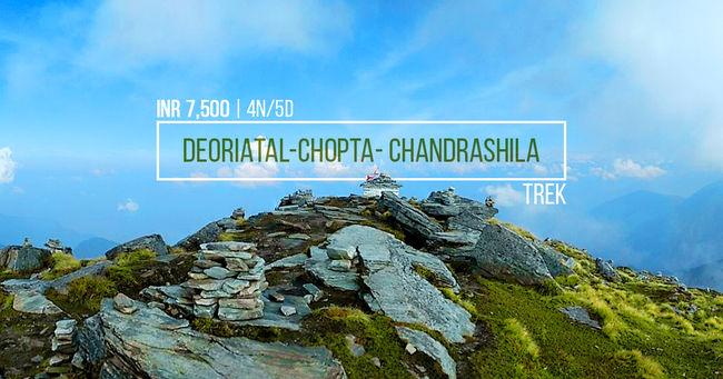 Photo of Deoriatal – Chopta – Chandrashila