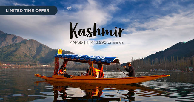 Photo of Experience The Magic Of Kashmir – Pay INR 100 & Reserve Your Early Bird Offer