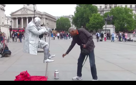 thumbnail of London's Street Performers