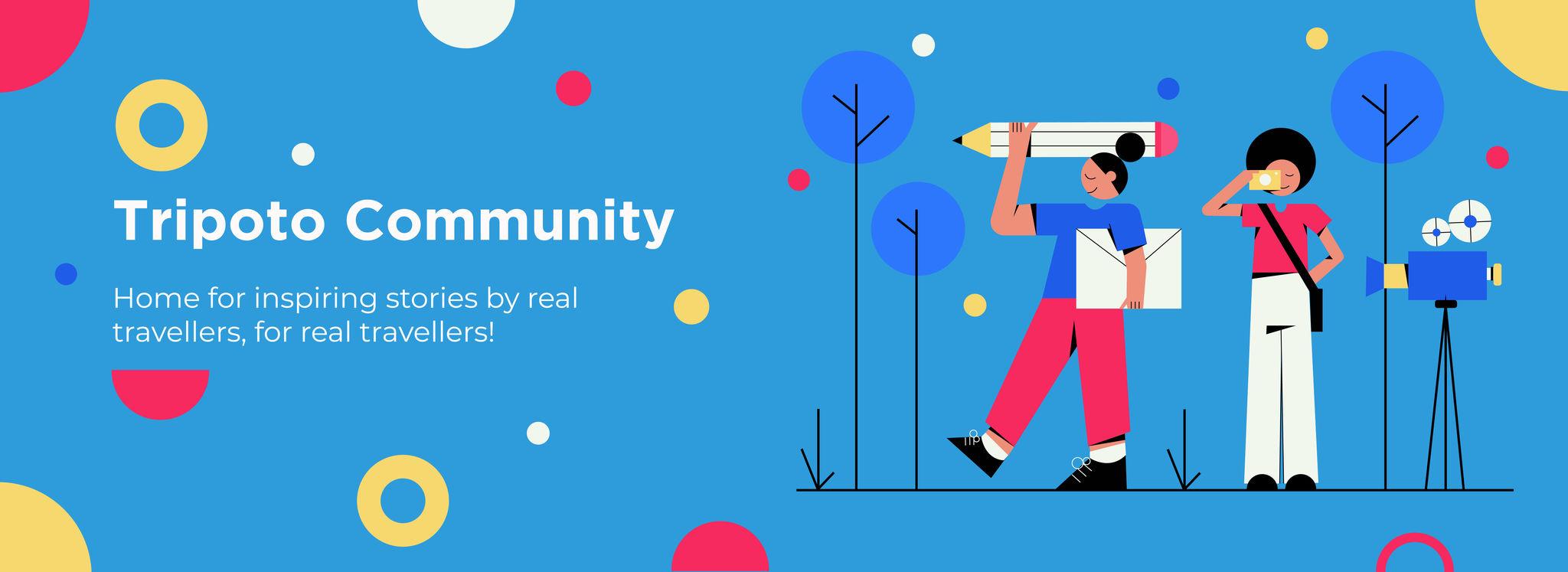 Cover of Tripoto Community
