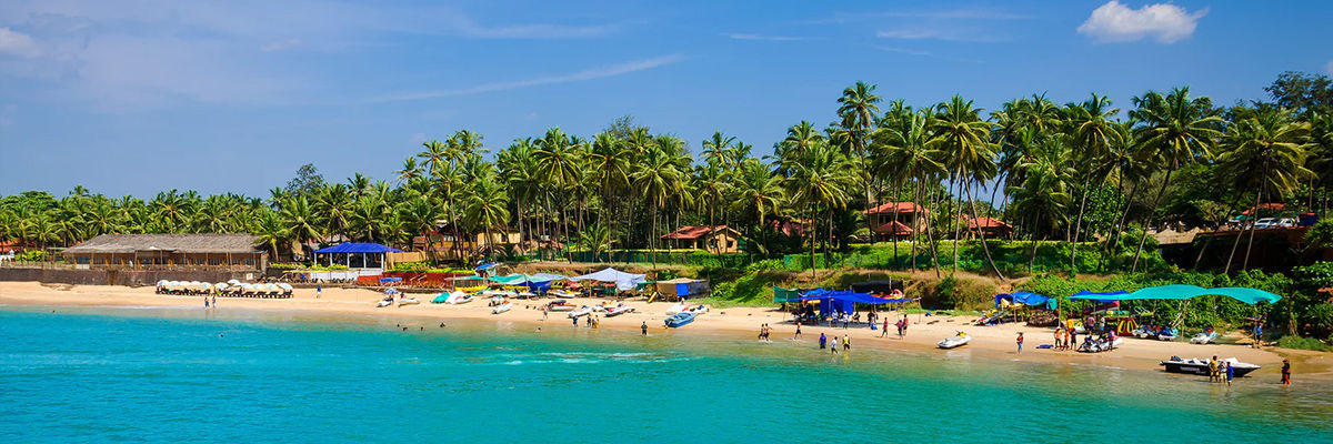 Cover of Best Indian Beaches For 2020