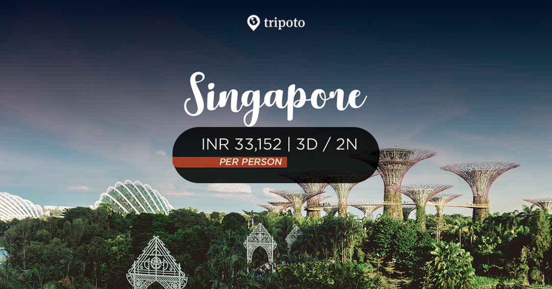 Singapore City Break - Tours and Holiday Packages by