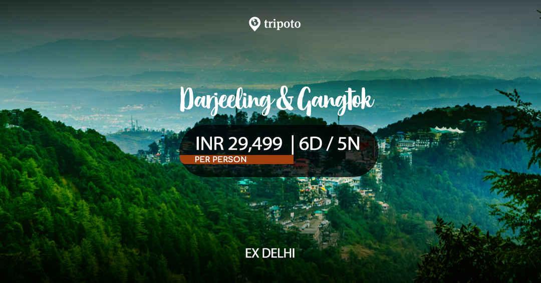a3b2ddf94ba8 Photo of Darjeeling and Gangtok Trip (Flights Included)
