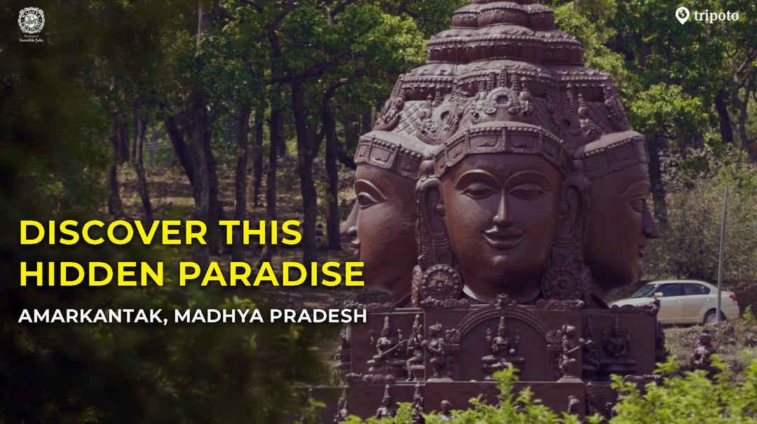 thumbnail of Amarkantak, Madhya Pradesh
