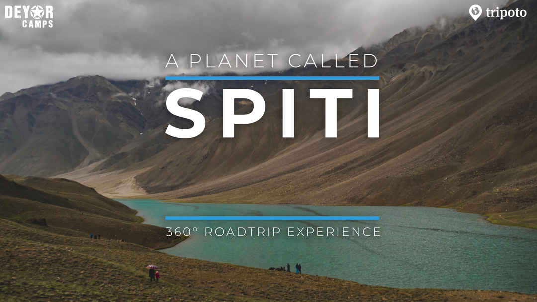 thumbnail of Spiti: An Epic 360° Experience