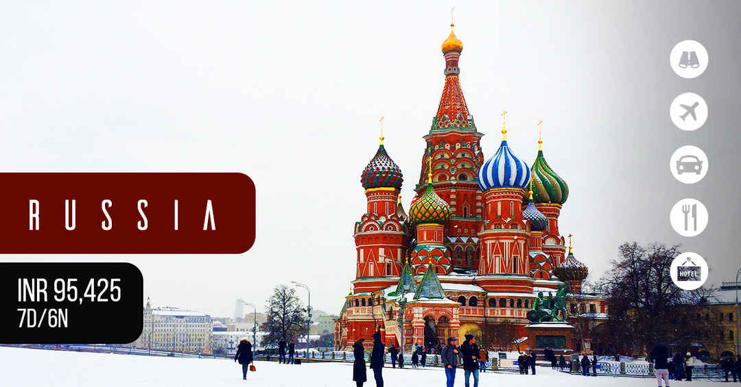Photo of Magnificent Russia