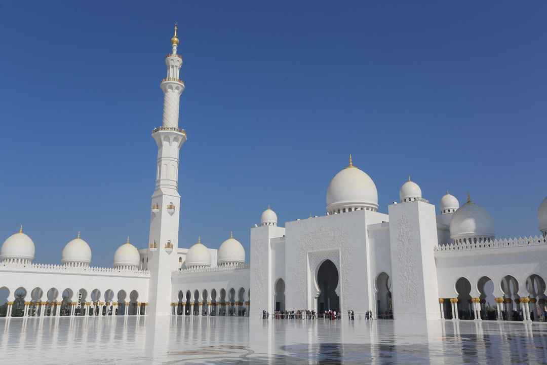 Photo of Explore Abu Dhabi