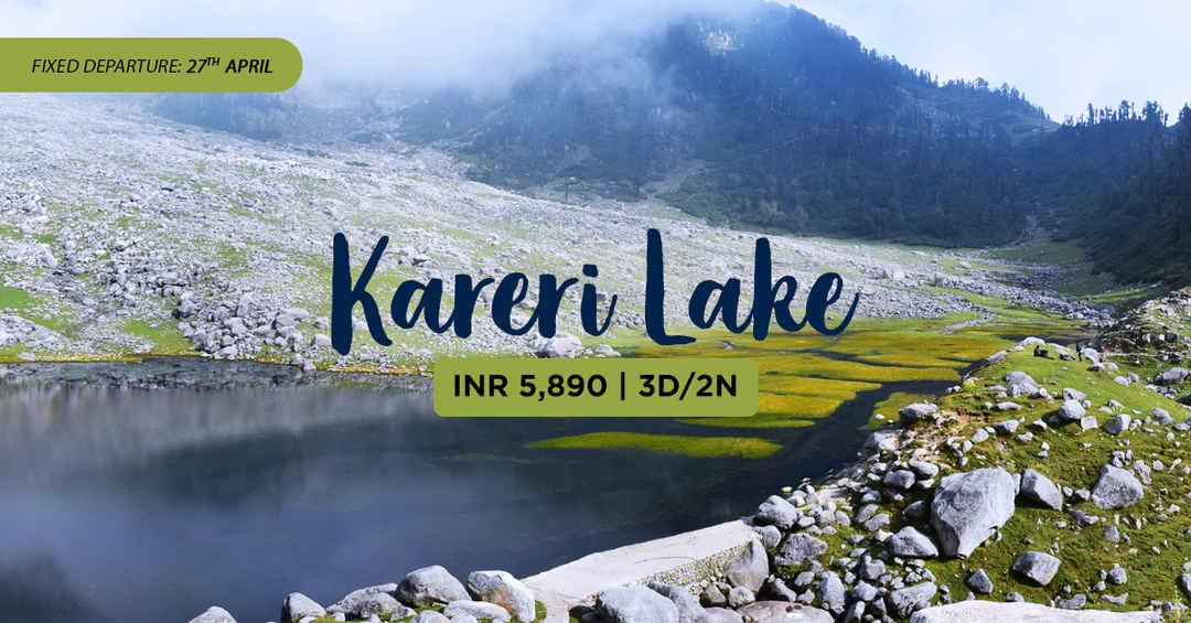 Photo of Trek Up To Kareri Lake