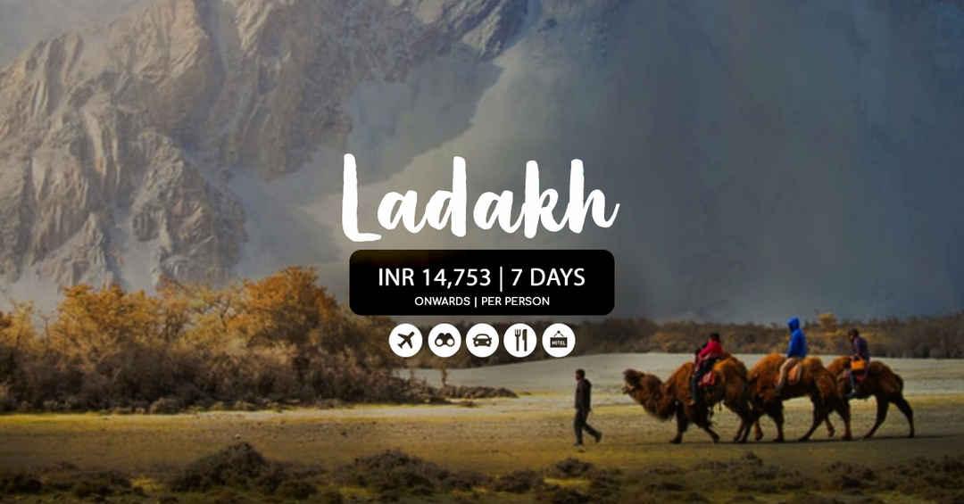 Photo of Ladakh Tour Packages