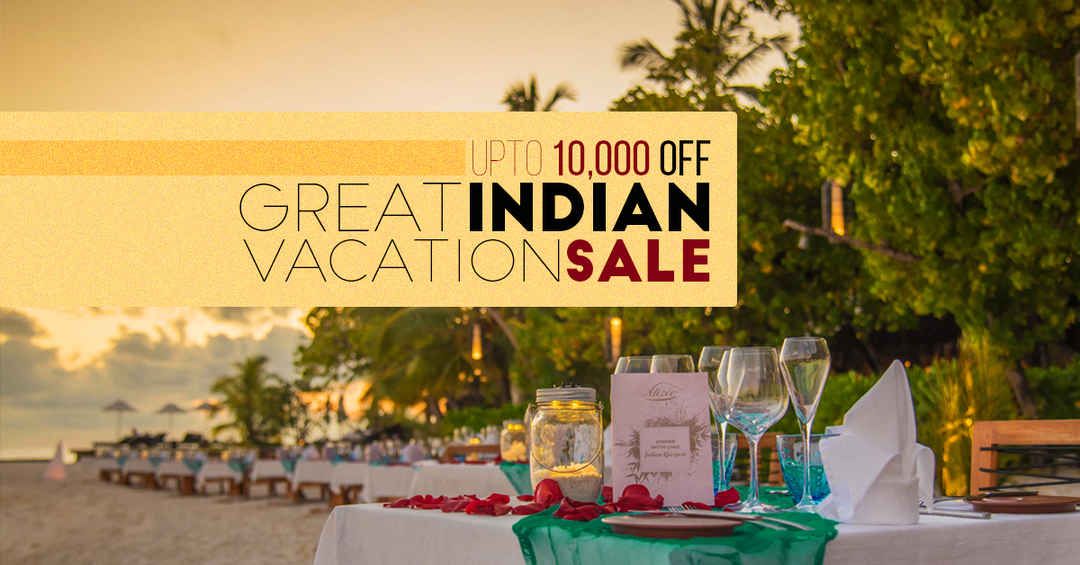 Photo of The Great Indian Vacation Sale