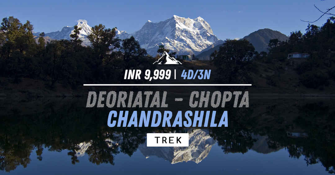 Photo of Chopta, Tungnath Chandrashila, Deoria Tal Trekking & Camping