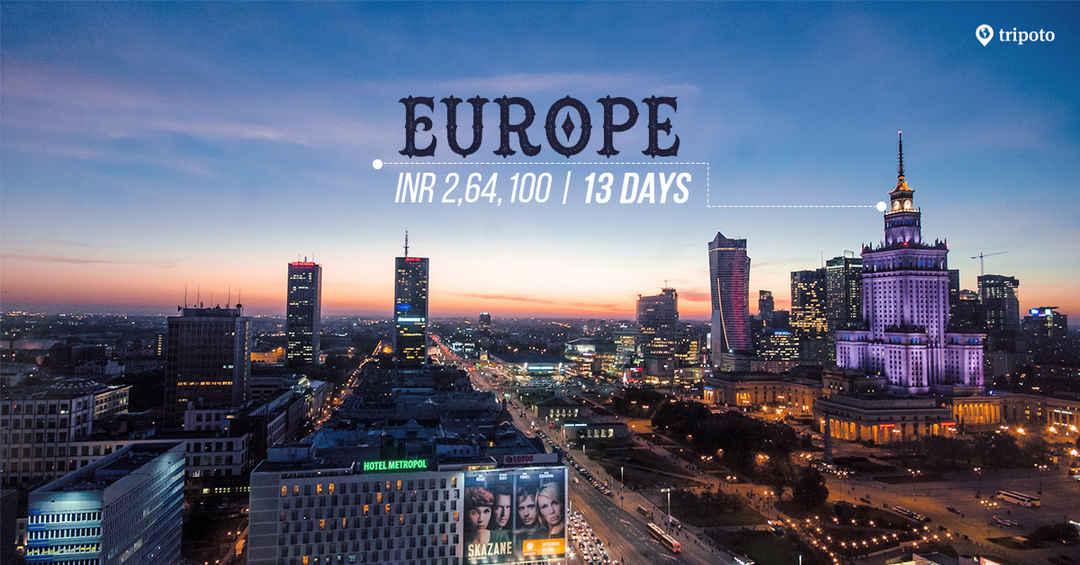 Photo of European Discovery - Best of Schengen (Ex-Mumbai)