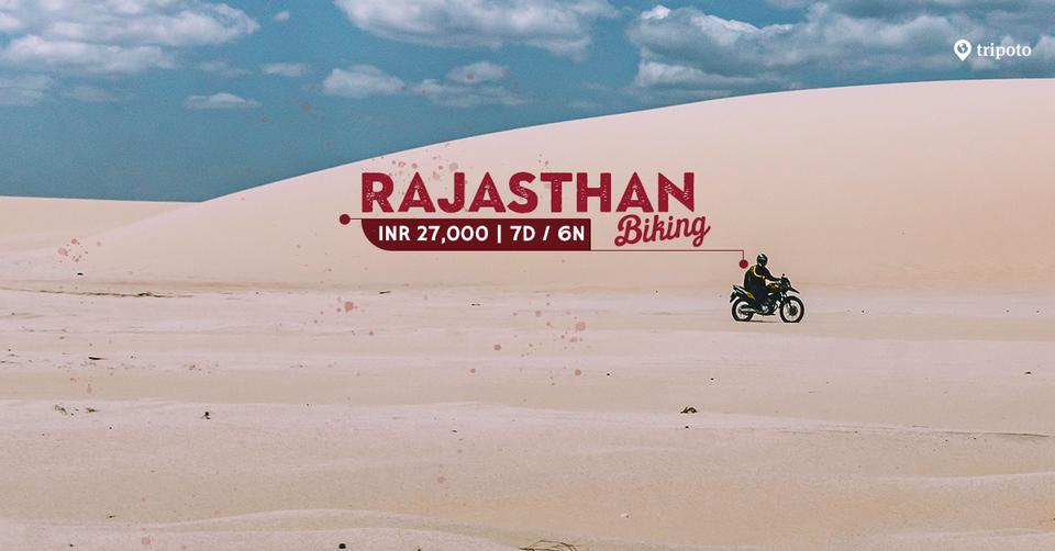 Photo of Royal Rajasthan Biking Expedition