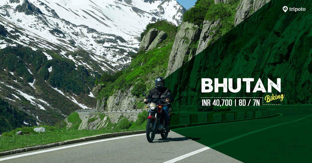 Photo of Bhutan Biking Trip