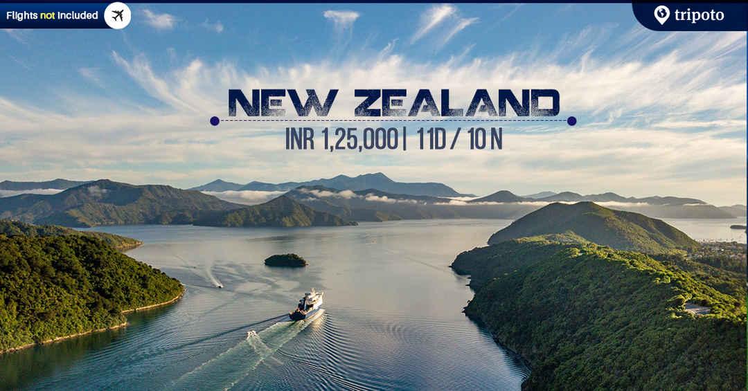 Photo of Majestic New Zealand