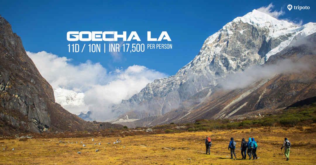 Photo of Goecha La Trek