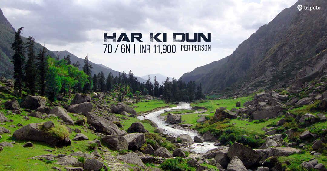 Photo of Har Ki Dun Trek