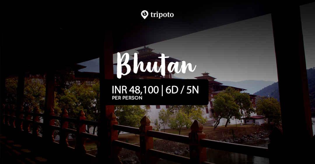 Photo of 6 Days Tour in Bhutan (Ex-Delhi/Kolkata)
