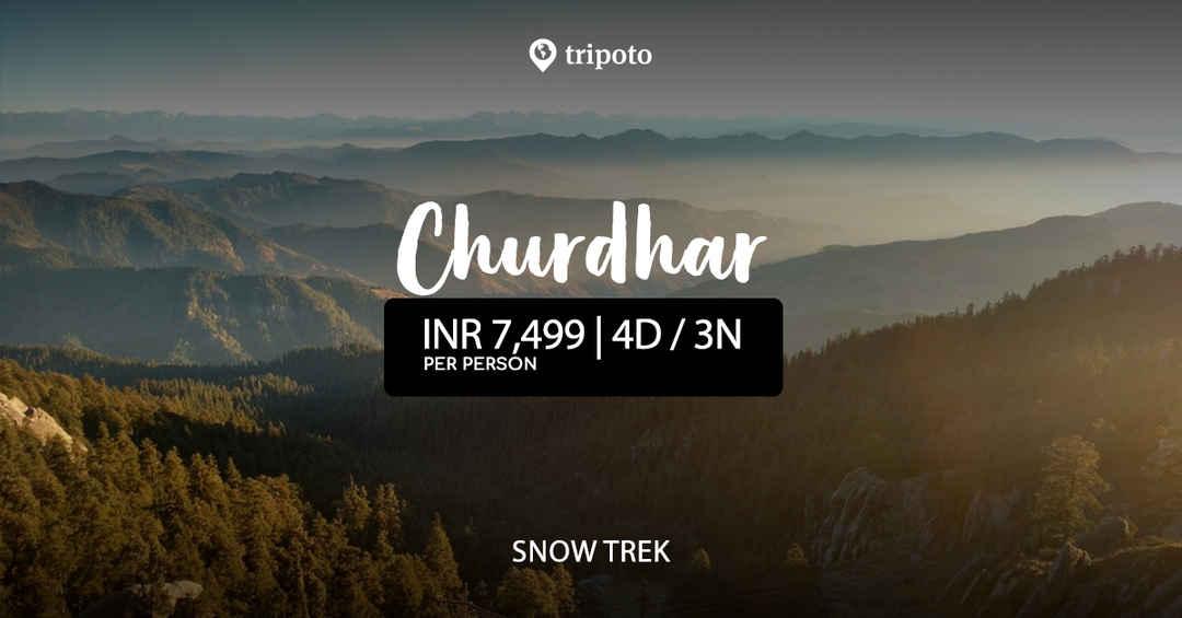 Photo of Churdhar Snow Trek