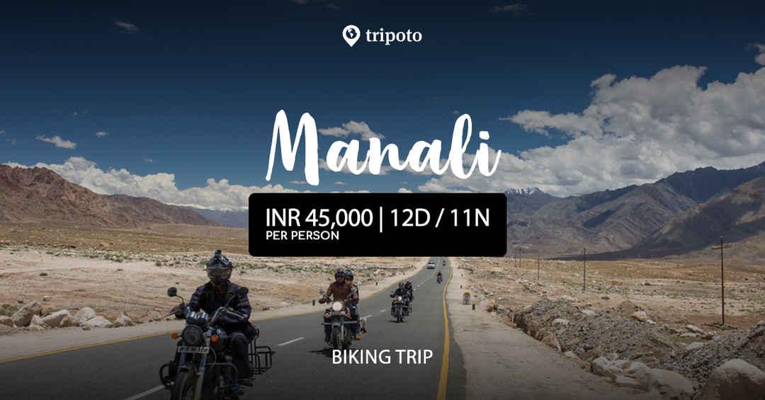 Photo of Manali Leh Biking Tour