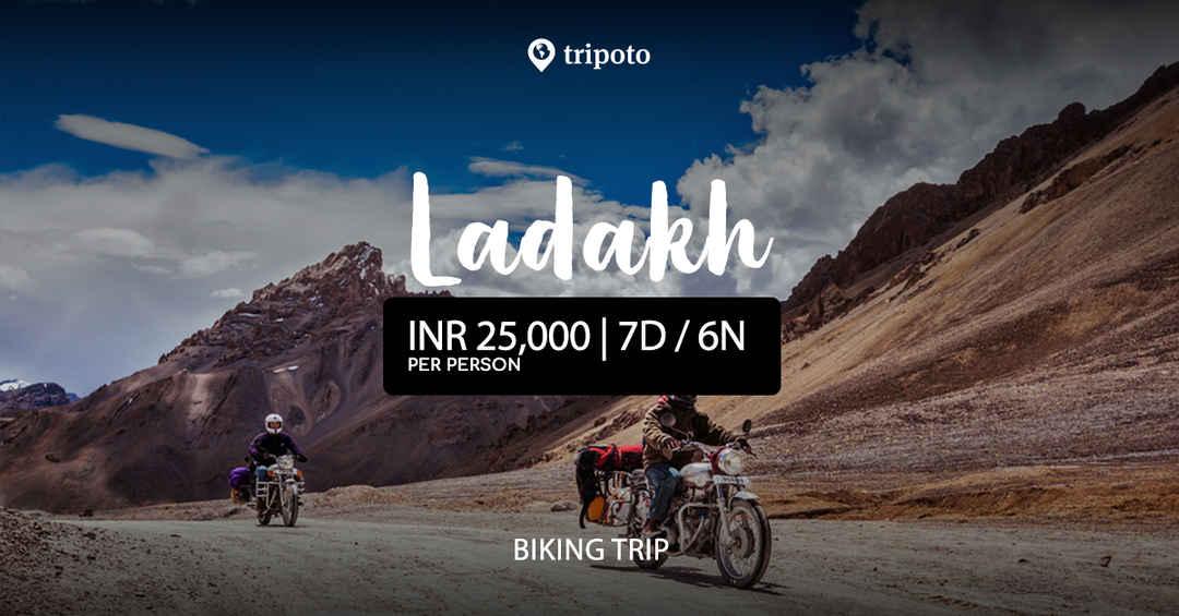 Photo of Motorbike Expedition in Leh Ladakh