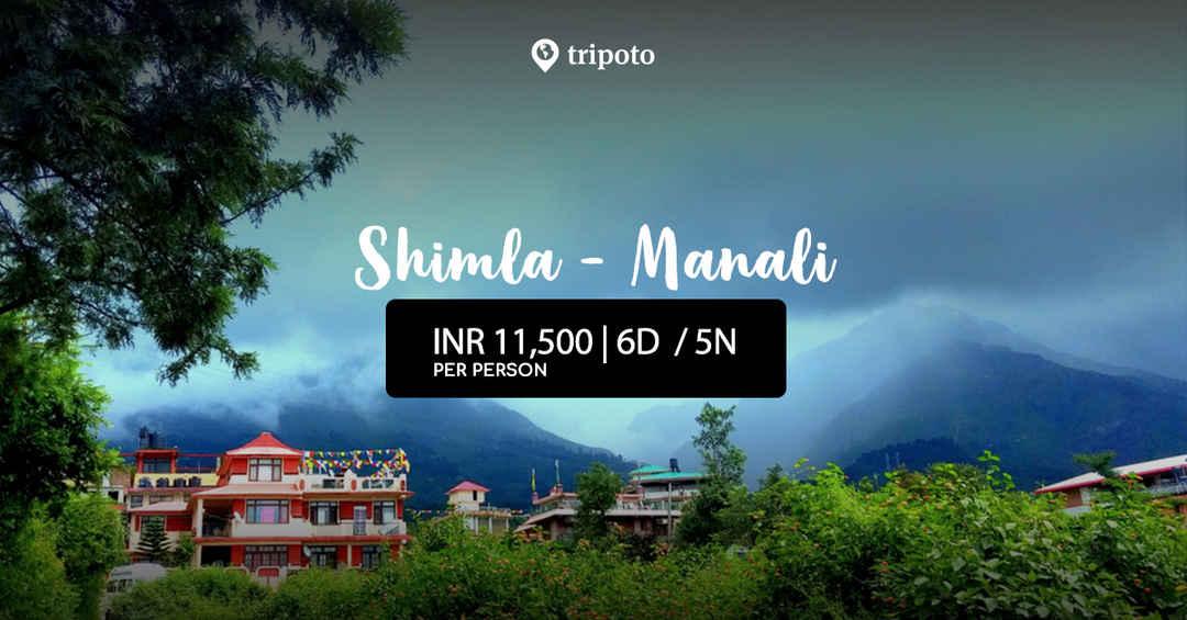 Photo of Getaway to Shimla & Manali